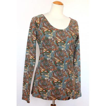 Långärmad tröja- ekologisk bomull