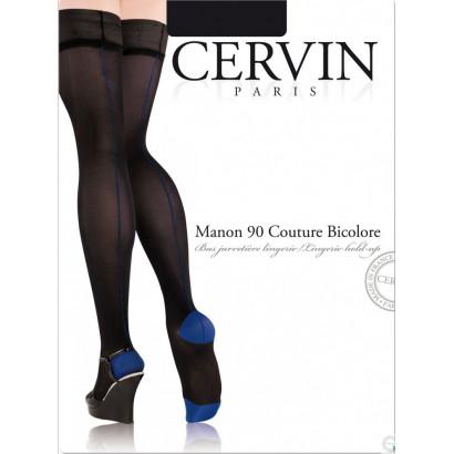 Manon Couture Bicolore Stocking
