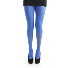 Enfärgade tights - 40 den - one size