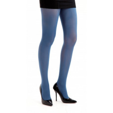 Enfärgade tights - 50 den - one size